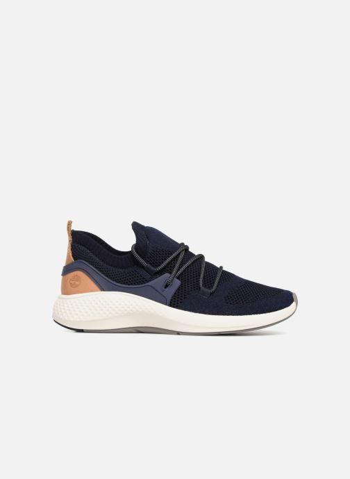 Sneaker Timberland FlyRoam Go Knit Oxford schwarz ansicht von hinten