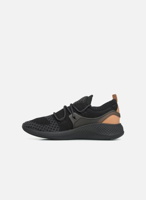 Baskets Timberland FlyRoam Go Knit Oxford Noir vue face