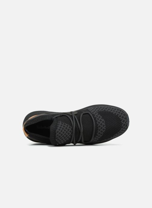 Baskets Timberland FlyRoam Go Knit Oxford Noir vue gauche