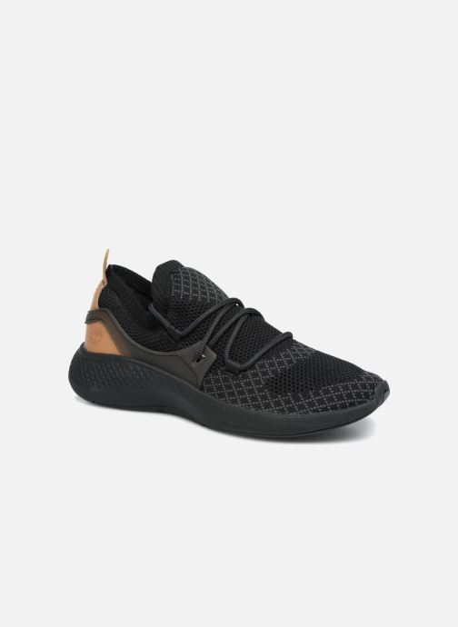 Baskets Timberland FlyRoam Go Knit Oxford Noir vue détail/paire