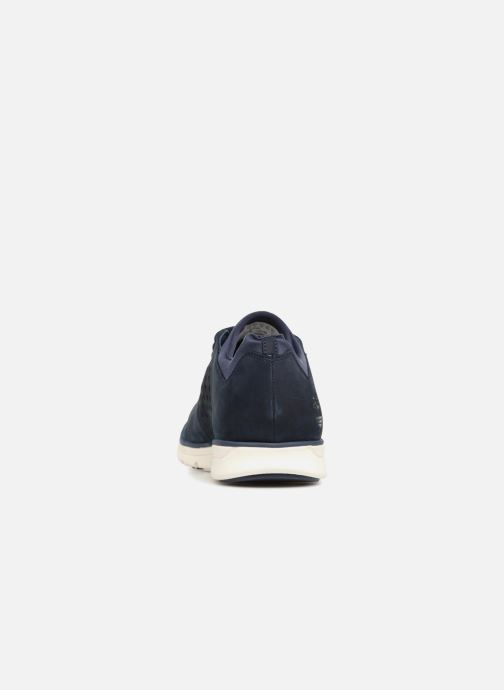 Sneakers Timberland Bradstreet Perf'd PT Ox Nero immagine destra