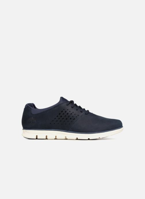 Sneakers Timberland Bradstreet Perf'd PT Ox Nero immagine posteriore