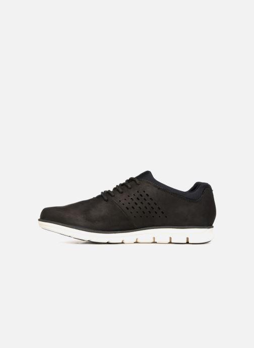 Sneakers Timberland Bradstreet Perf'd PT Ox Grijs voorkant