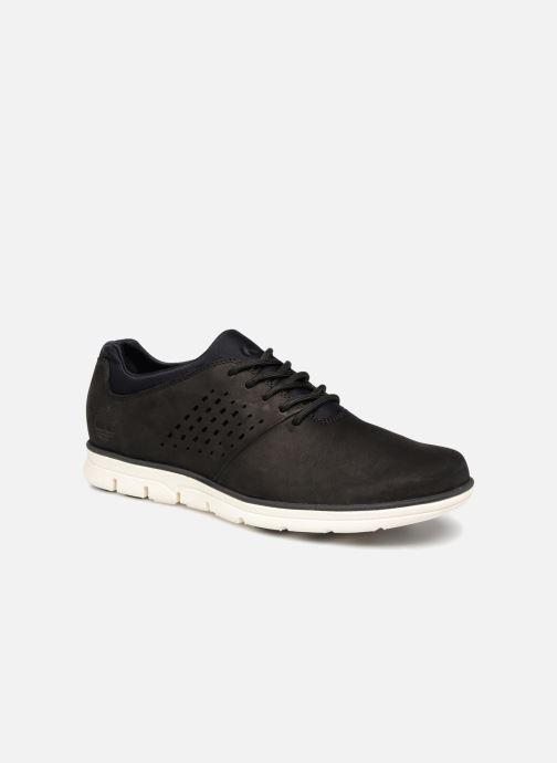 Sneakers Timberland Bradstreet Perf'd PT Ox Grijs detail