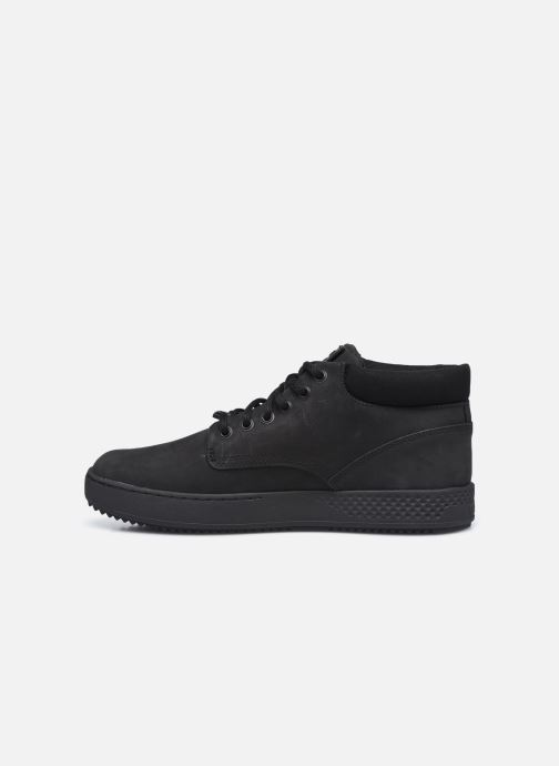 Sneakers Timberland CityRoam Cupsole Chukka Zwart voorkant