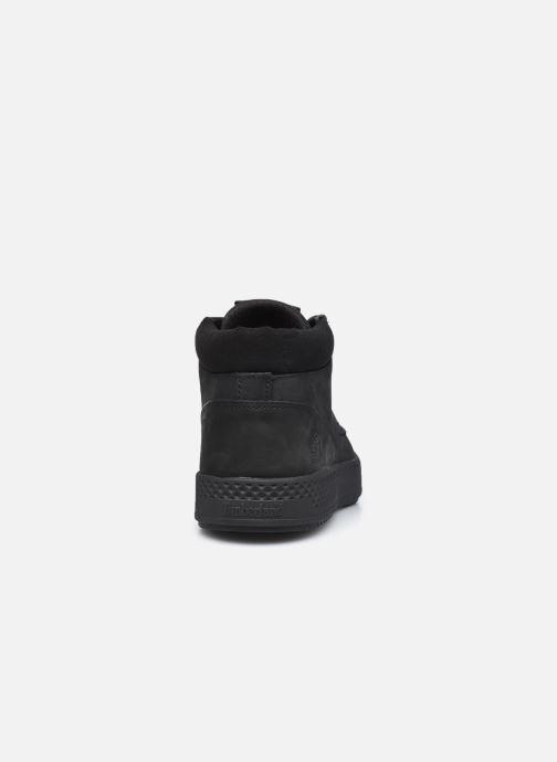 Sneakers Timberland CityRoam Cupsole Chukka Zwart rechts