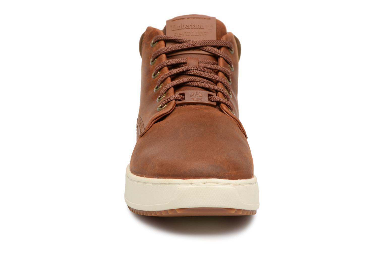 Baskets Timberland CityRoam Cupsole Chukka Marron vue portées chaussures