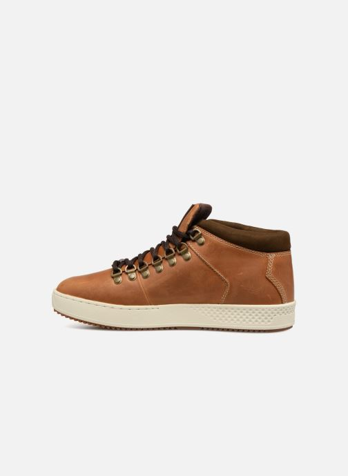 Sneakers Timberland CityRoam Cup Alpine Chk Marrone immagine frontale