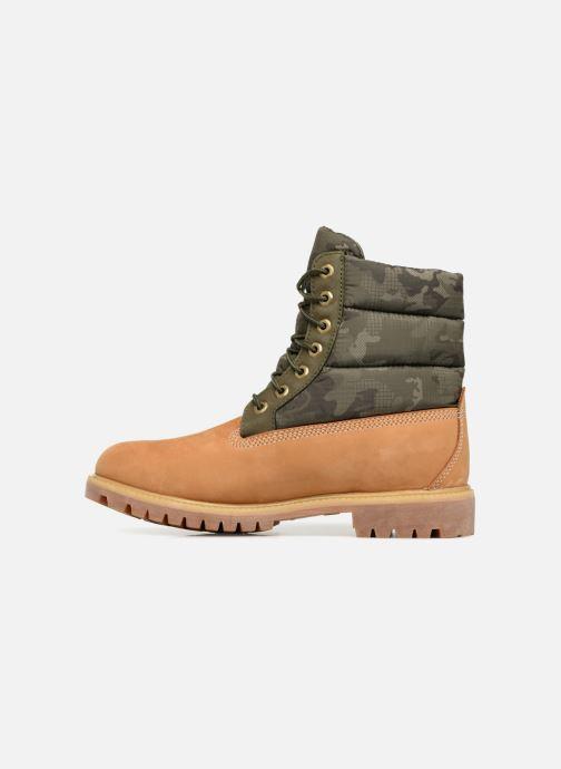 Bottines et boots Timberland 6 Inch Premium Puffer Bt Marron vue face