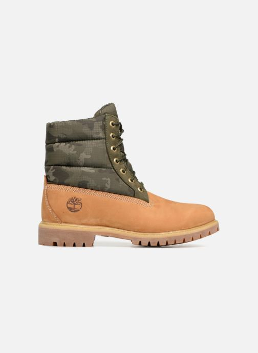 Bottines et boots Timberland 6 Inch Premium Puffer Bt Marron vue derrière