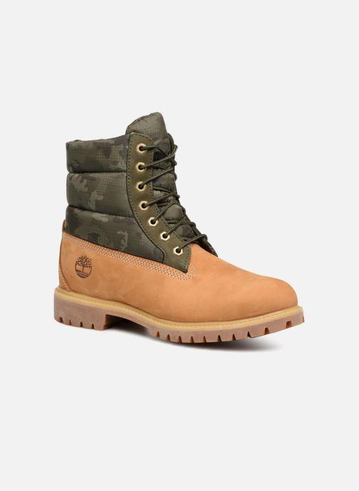 15590ec1eac1e Boots Timberland 6 Inch Premium Puffer Bt Brun detaljerad bild på paret