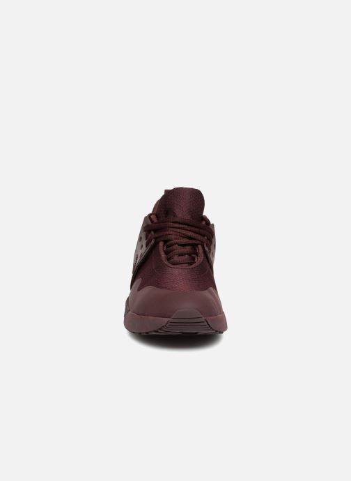 Trainers Timberland Kiri Up Knit Oxford Burgundy model view