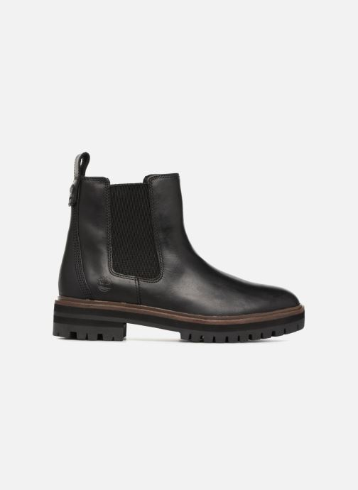 Ankle boots Timberland London Square Chelsea Black back view