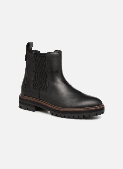 d449cdd5c1e Bottines et boots Timberland London Square Chelsea Noir vue détail paire