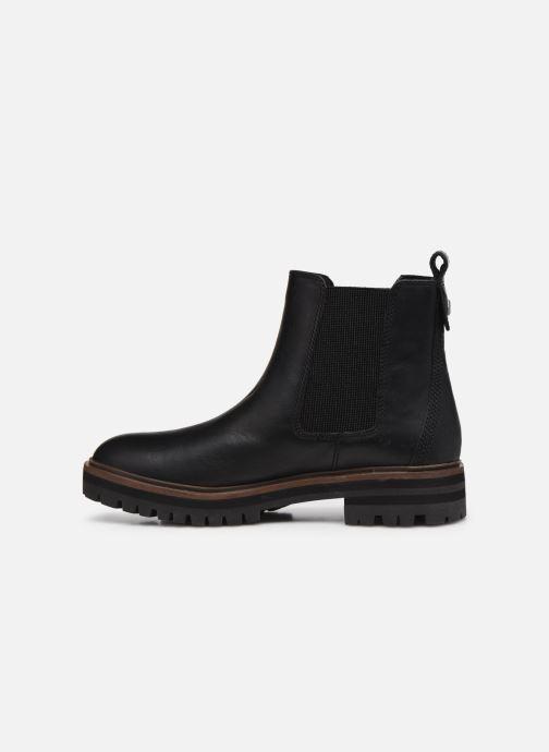 Stiefeletten & Boots Timberland London Square Chelsea schwarz ansicht von vorne