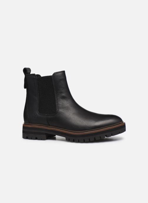 Stiefeletten & Boots Timberland London Square Chelsea schwarz ansicht von hinten