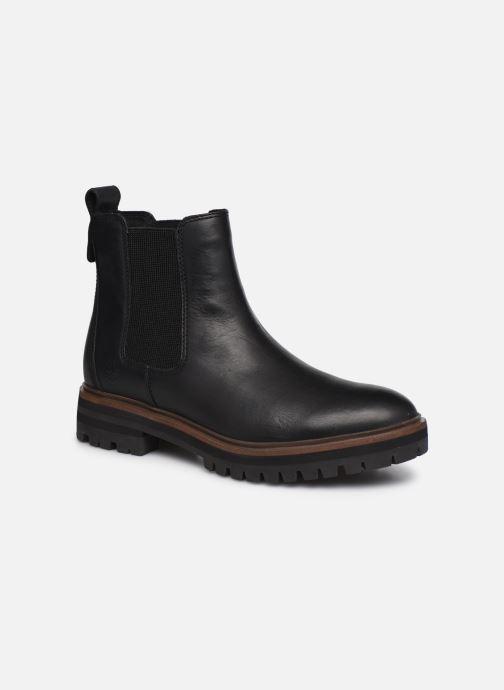 Boots en enkellaarsjes Timberland London Square Chelsea Zwart detail
