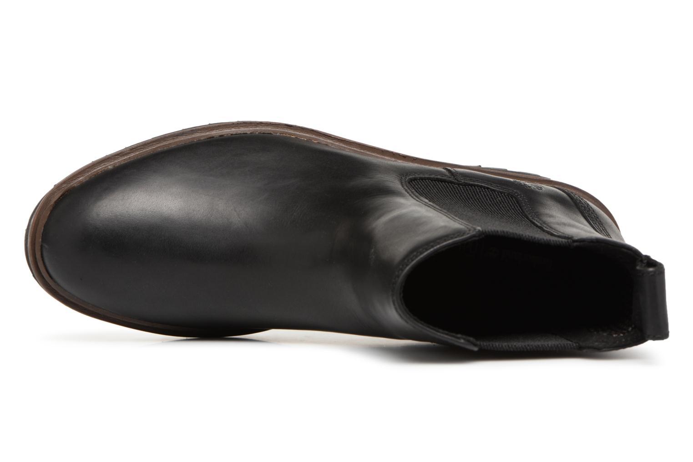 Bottines et boots Timberland London Square Chelsea Noir vue gauche