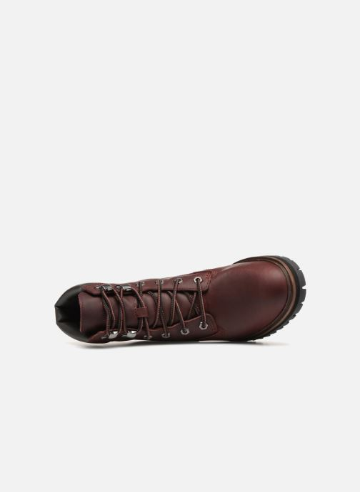 Boots en enkellaarsjes Timberland London Square 6in Boot Bordeaux links