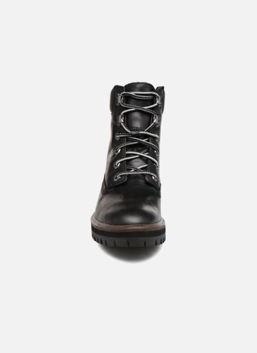Bottines et boots Timberland London Square 6in Boot Noir vue portées chaussures