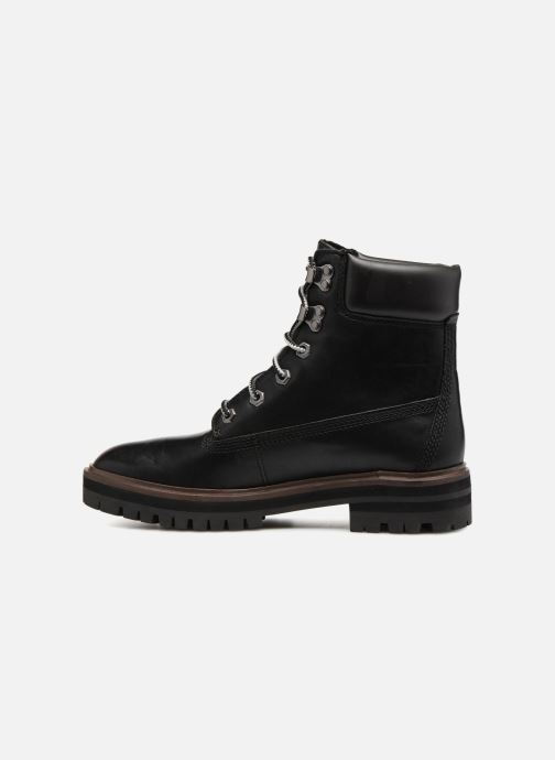 Ankle boots Timberland London Square 6in Boot Black front view