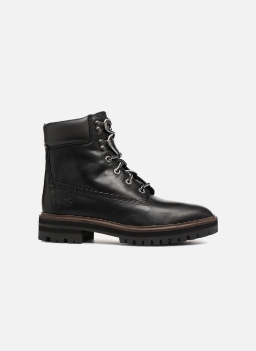 Ankle boots Timberland London Square 6in Boot Black back view
