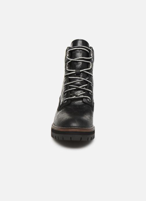 Boots en enkellaarsjes Timberland London Square 6in Boot Zwart model