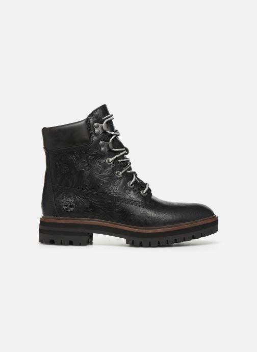 Boots en enkellaarsjes Timberland London Square 6in Boot Zwart achterkant