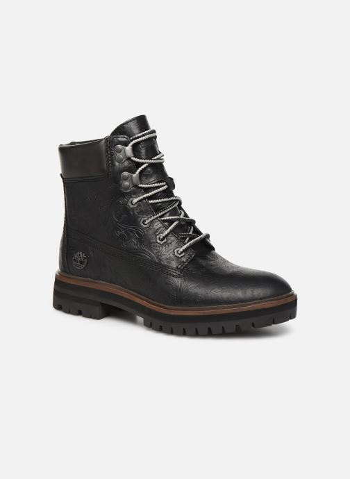Boots en enkellaarsjes Timberland London Square 6in Boot Zwart detail