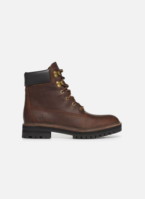 Ankle boots Timberland London Square 6in Boot Brown back view