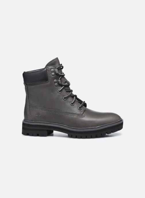 Boots en enkellaarsjes Timberland London Square 6in Boot Grijs achterkant