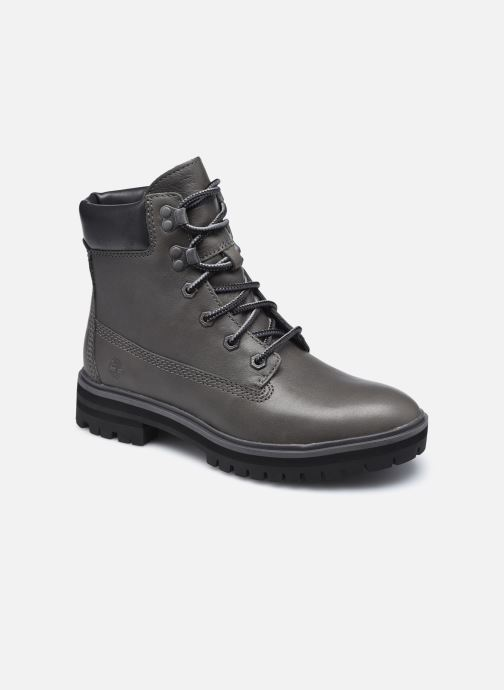 Boots en enkellaarsjes Timberland London Square 6in Boot Grijs detail
