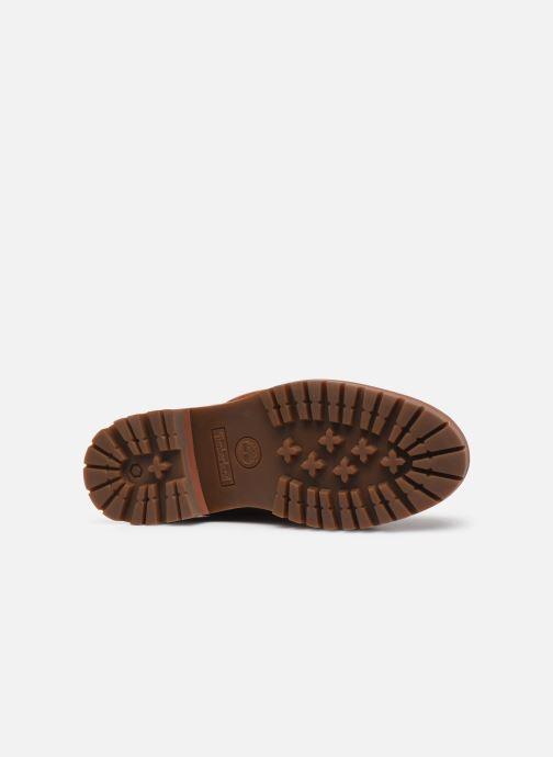 Boots en enkellaarsjes Timberland Courmayeur Valley YBoot Rood boven