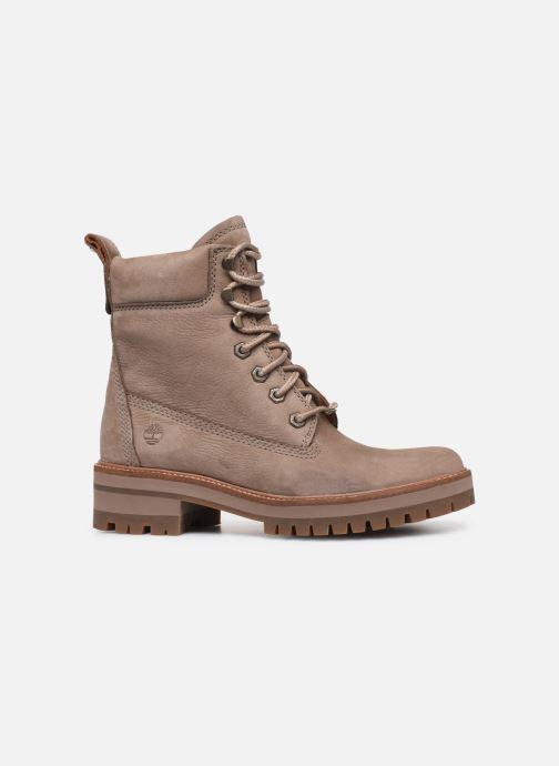 Bottines et boots Timberland Courmayeur Valley YBoot Beige vue derrière