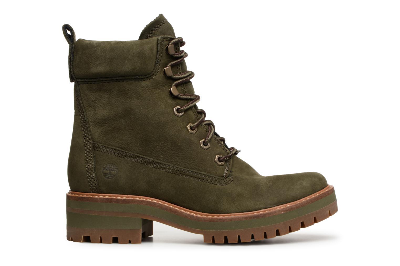 Bottines et boots Timberland Courmayeur Valley YBoot Vert vue derrière