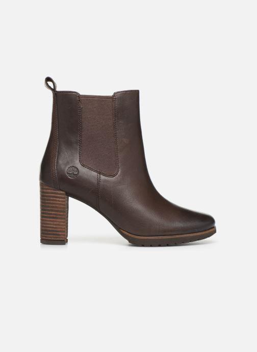 Boots en enkellaarsjes Timberland Leslie Anne Chelsea Bruin achterkant