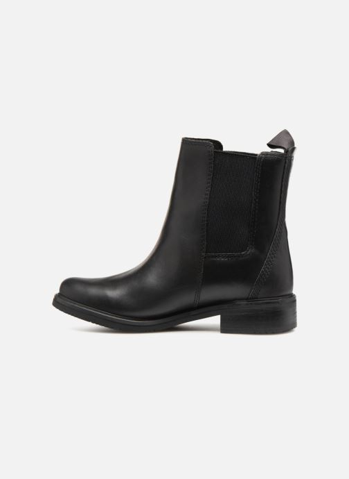 Bottines et boots Timberland Mont Chevalier Chelsea Noir vue face