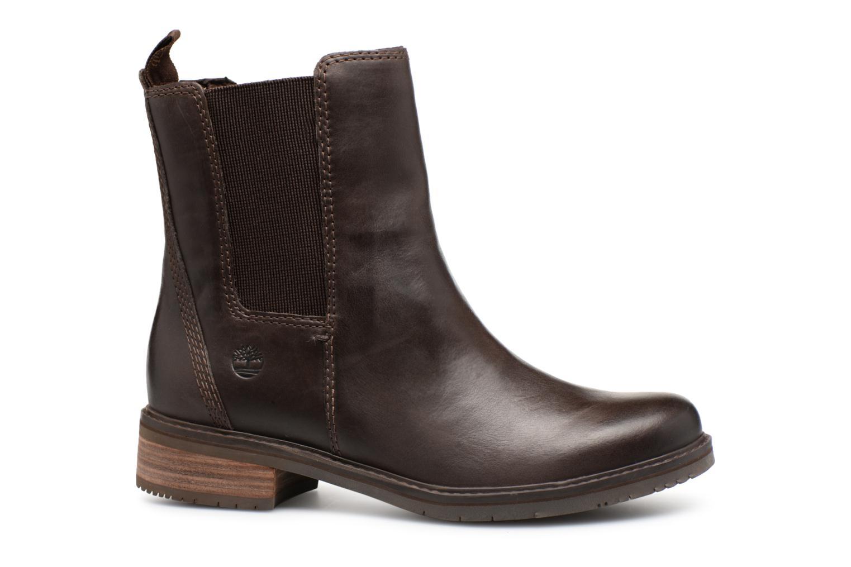 Bottines et boots Timberland Mont Chevalier Chelsea Marron vue derrière