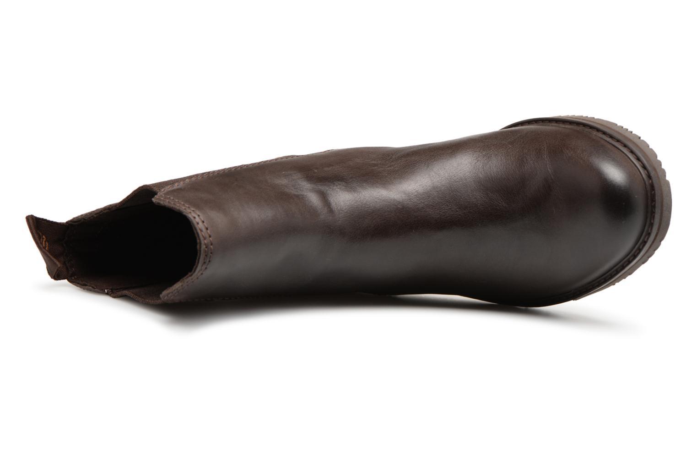 Bottines et boots Timberland Mont Chevalier Chelsea Marron vue gauche