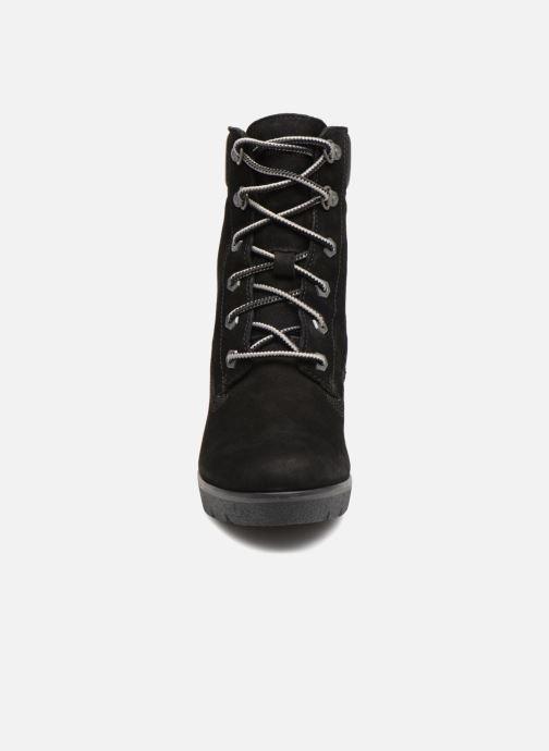 Boots Timberland Paris Height 6in Svart bild av skorna på