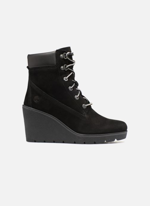 Bottines et boots Timberland Paris Height 6in Noir vue derrière