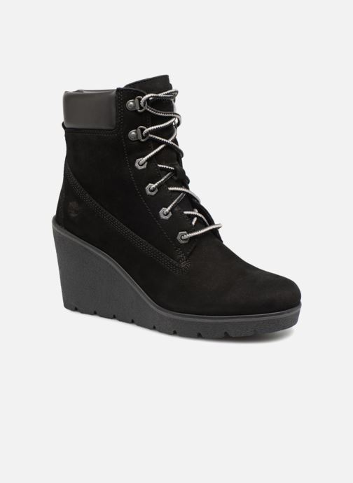 51b8c4171f28 Timberland Paris Height 6in (Black) - Ankle boots chez Sarenza (341920)