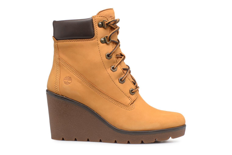 Bottines et boots Timberland Paris Height 6in Marron vue derrière