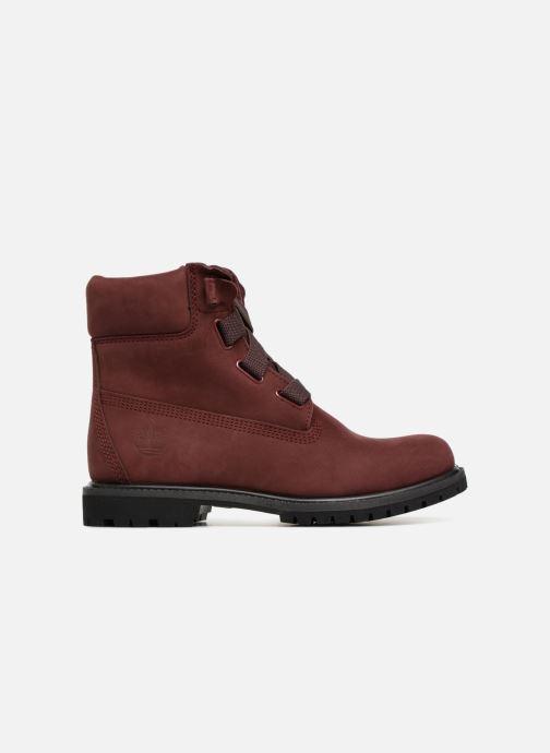 Bottines et boots Timberland 6in Premium Convenience Bordeaux vue derrière