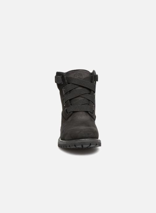 Bottines et boots Timberland 6in Premium Convenience Noir vue portées chaussures