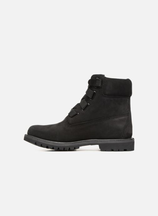 Bottines et boots Timberland 6in Premium Convenience Noir vue face