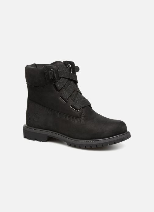 Bottines et boots Timberland 6in Premium Convenience Noir vue détail/paire