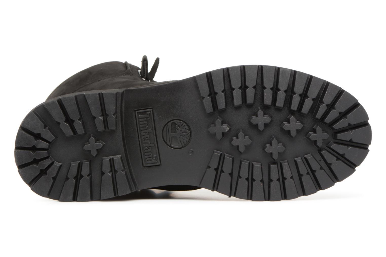 Bottines et boots Timberland 6in Premium Convenience Noir vue haut