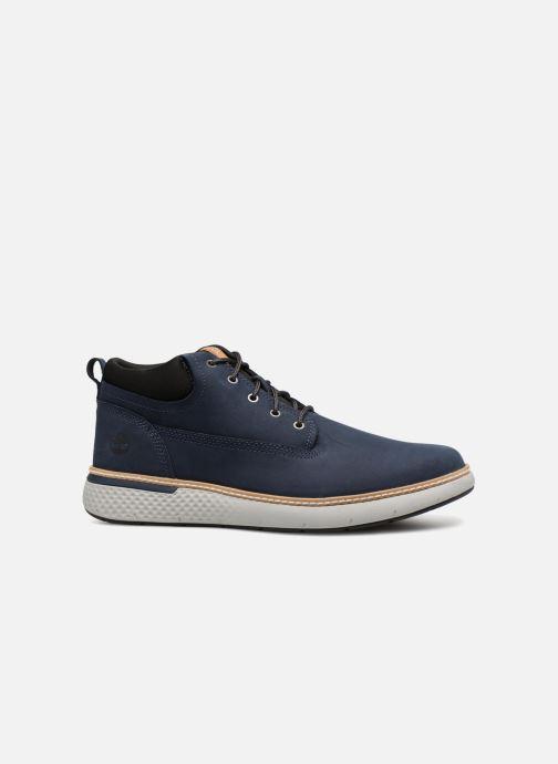 Sneakers Timberland Cross Mark PT Chukka Azzurro immagine posteriore