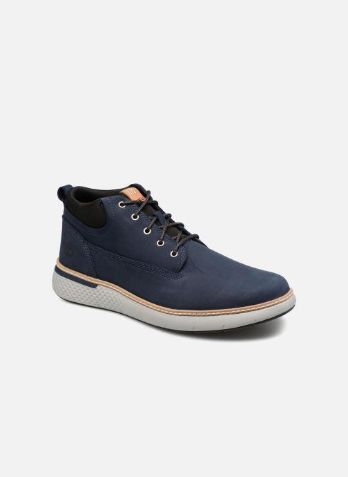 Sneakers Timberland Cross Mark PT Chukka Azzurro vedi dettaglio/paio